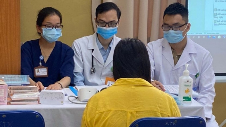Over 60 volunteers to receive first jab of COVIVAC vaccine in second stage