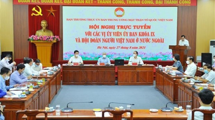 Overseas Vietnamese contribute remarkably to COVID-19 fight in homeland