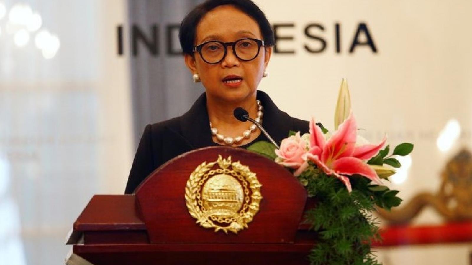Mỹ và Indonesia nhấn mạnh tầm quan trọng của quan hệ đối tác chiến lược giữa hai nước