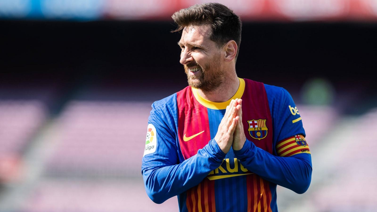 """Chủ tịch Barca muốn La Liga """"linh động"""" để ký hợp đồng mới với Messi"""