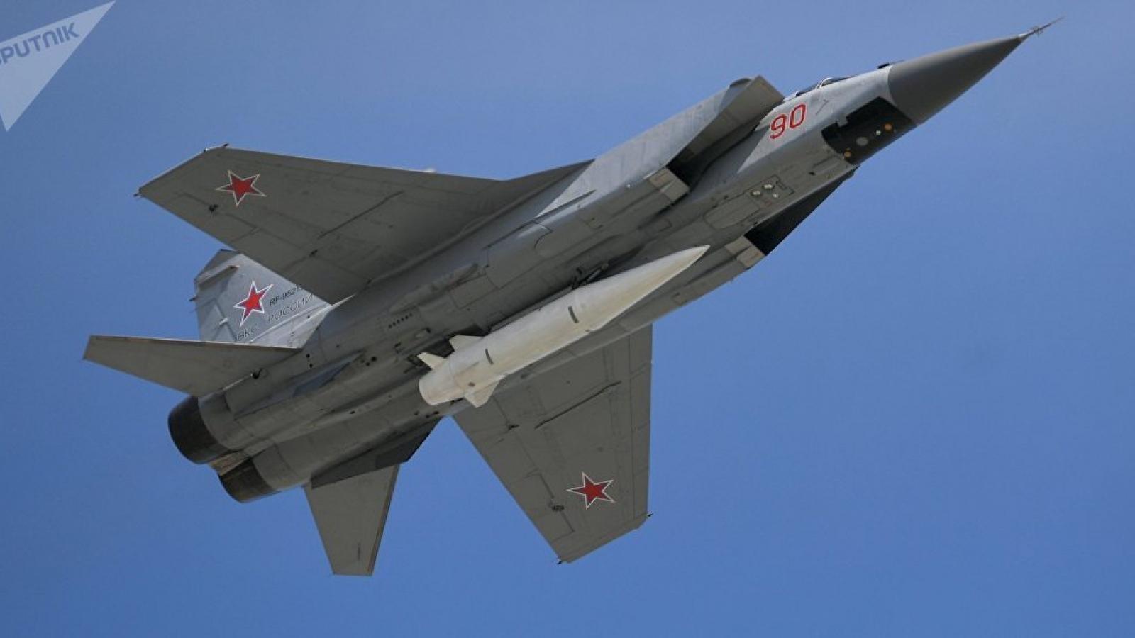 Tất cả vũ khí mới nhất của Nga đều được thử nghiệm ở Syria