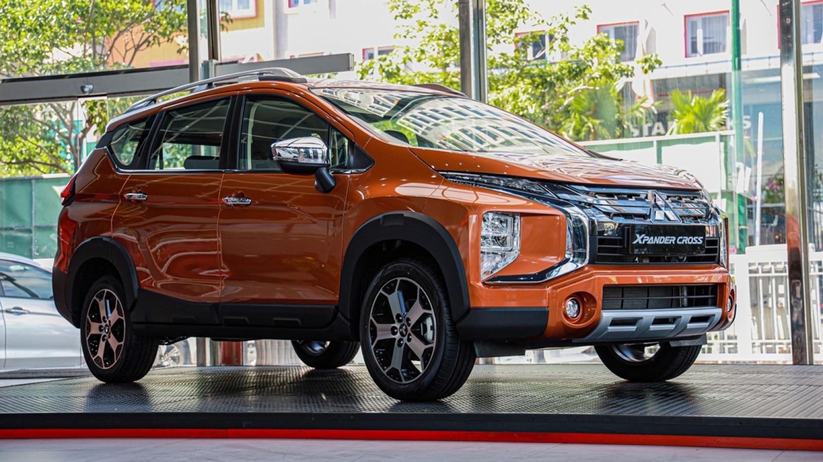 Mitsubishi tiếp tục ưu đãi 50% phí trước bạ trong tháng 8