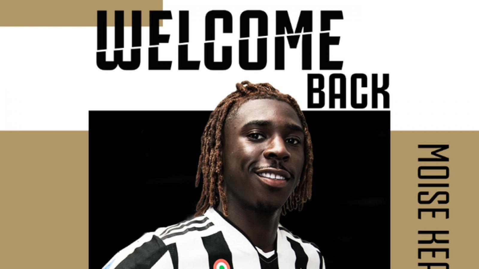 """Juventus ký hợp đồng với """"sát thủ"""" trẻ tuổi thay thế Ronaldo"""