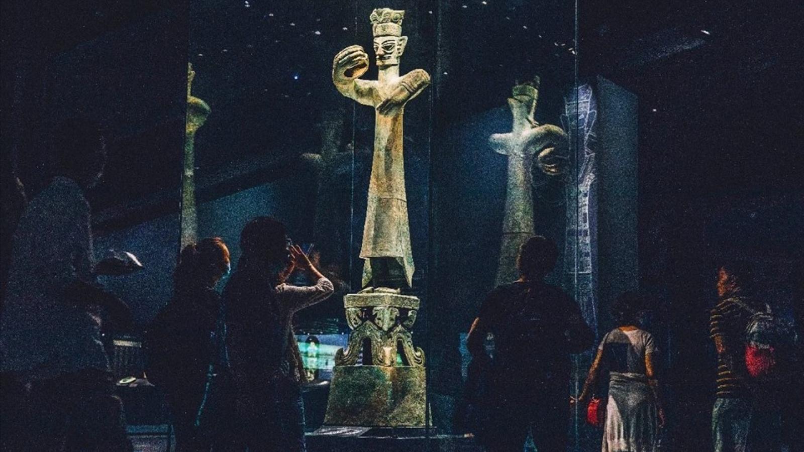 Phát hiện khảo cổ học mới tiết lộ mắt xích còn thiếu quan trọng của nền văn minh Thục cổ