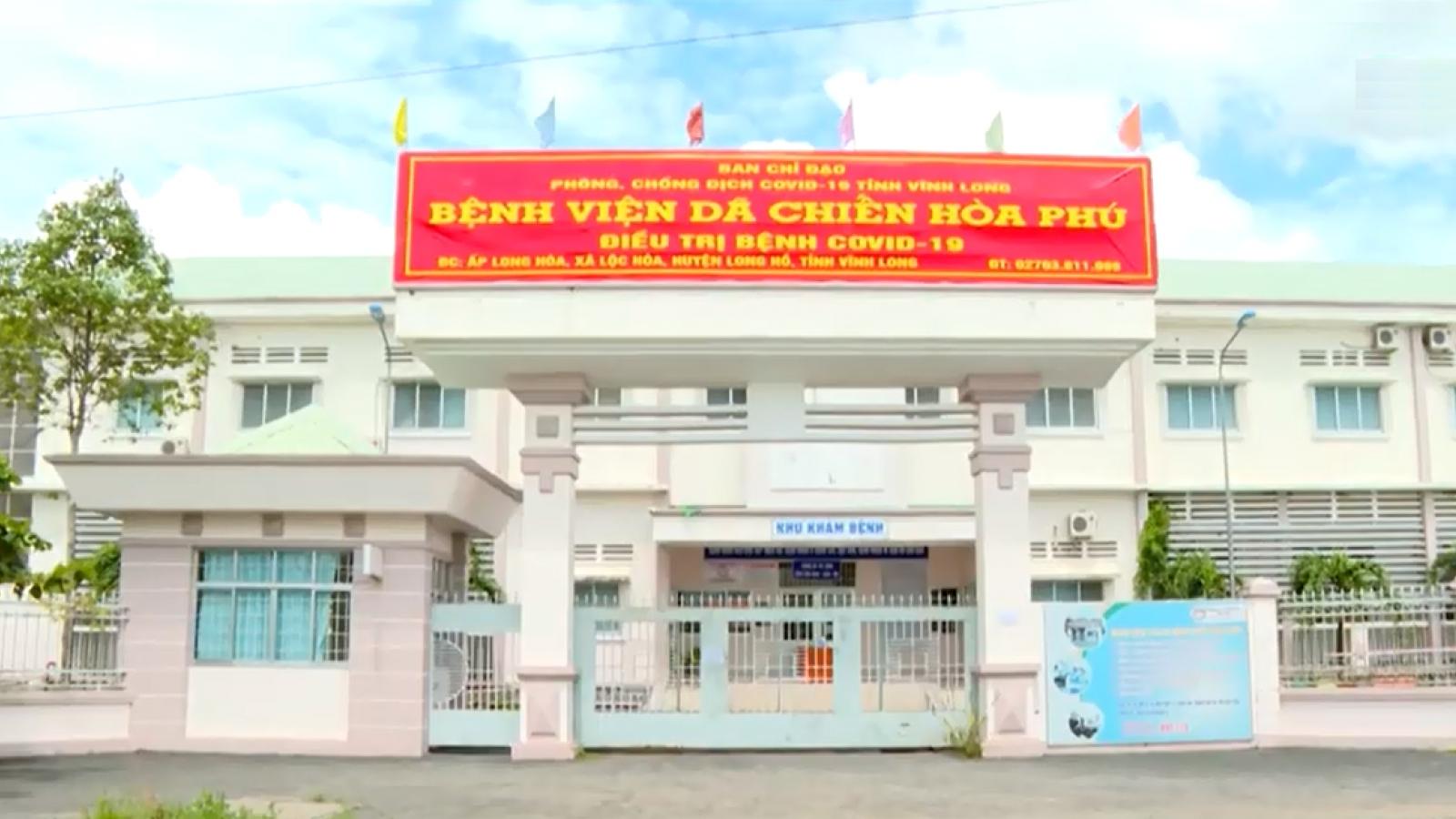 Vĩnh Long thành lập thêm bệnh viện dã chiến số 5