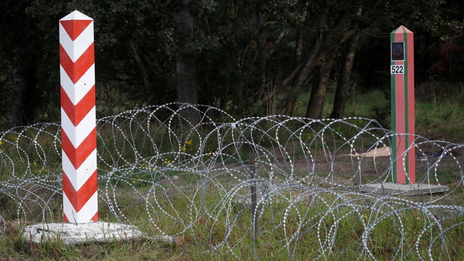 Liên Hợp Quốc kêu gọi Ba Lan giúp đỡ người di cư mắc kẹt ở biên giới Belarus