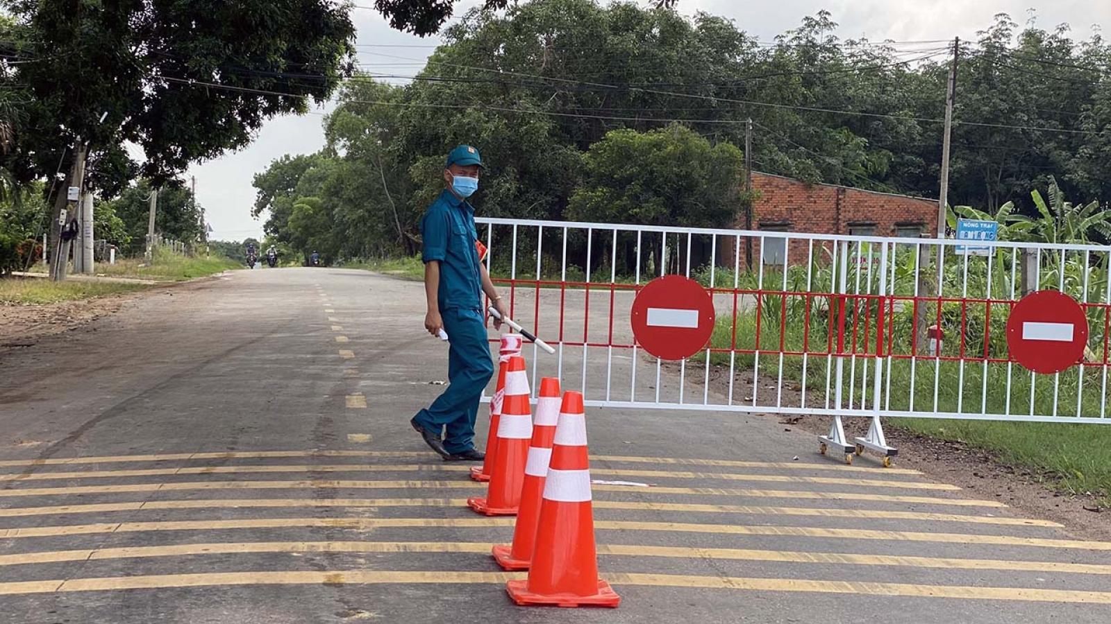 Số ca mắc Covid-19 tăng, Tây Ninh yêu cầu tăng cường biện pháp phòng, chống dịch