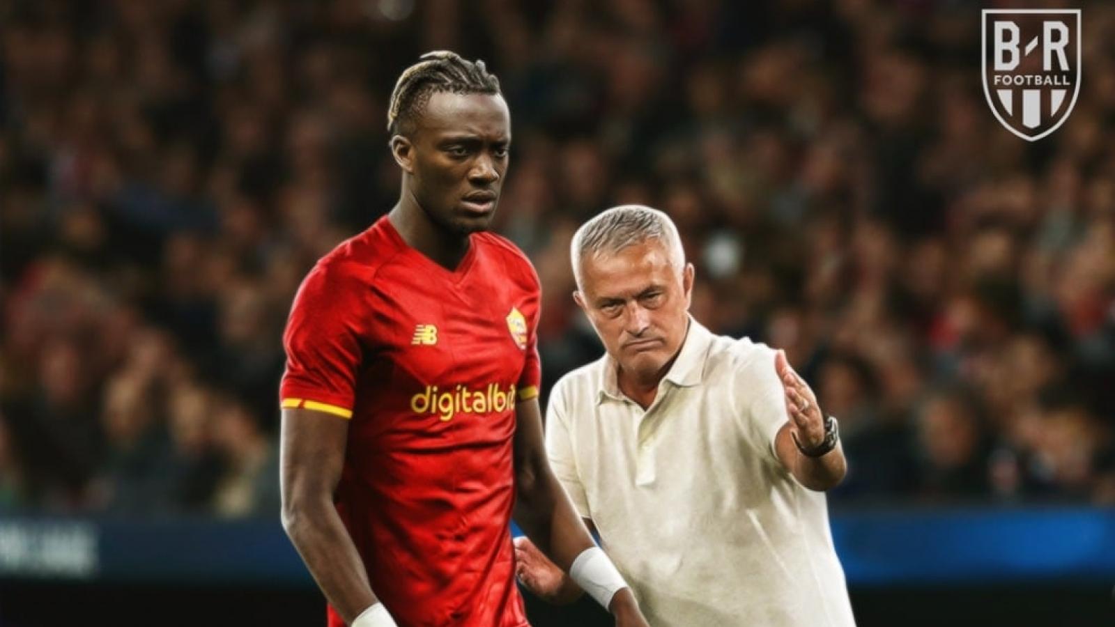 "Biếm hoạ 24: Mourinho sở hữu ""Drogba 2.0"" ở AS Roma"