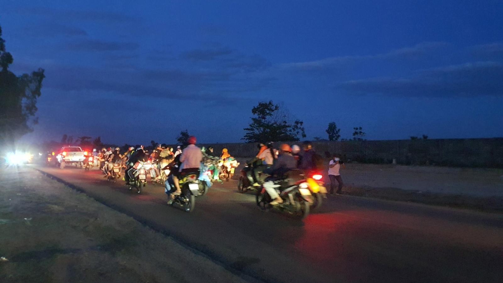 Hà Nội thực hiện rà soát người dân có nhu cầu về quê và quay trở lại Thành phố