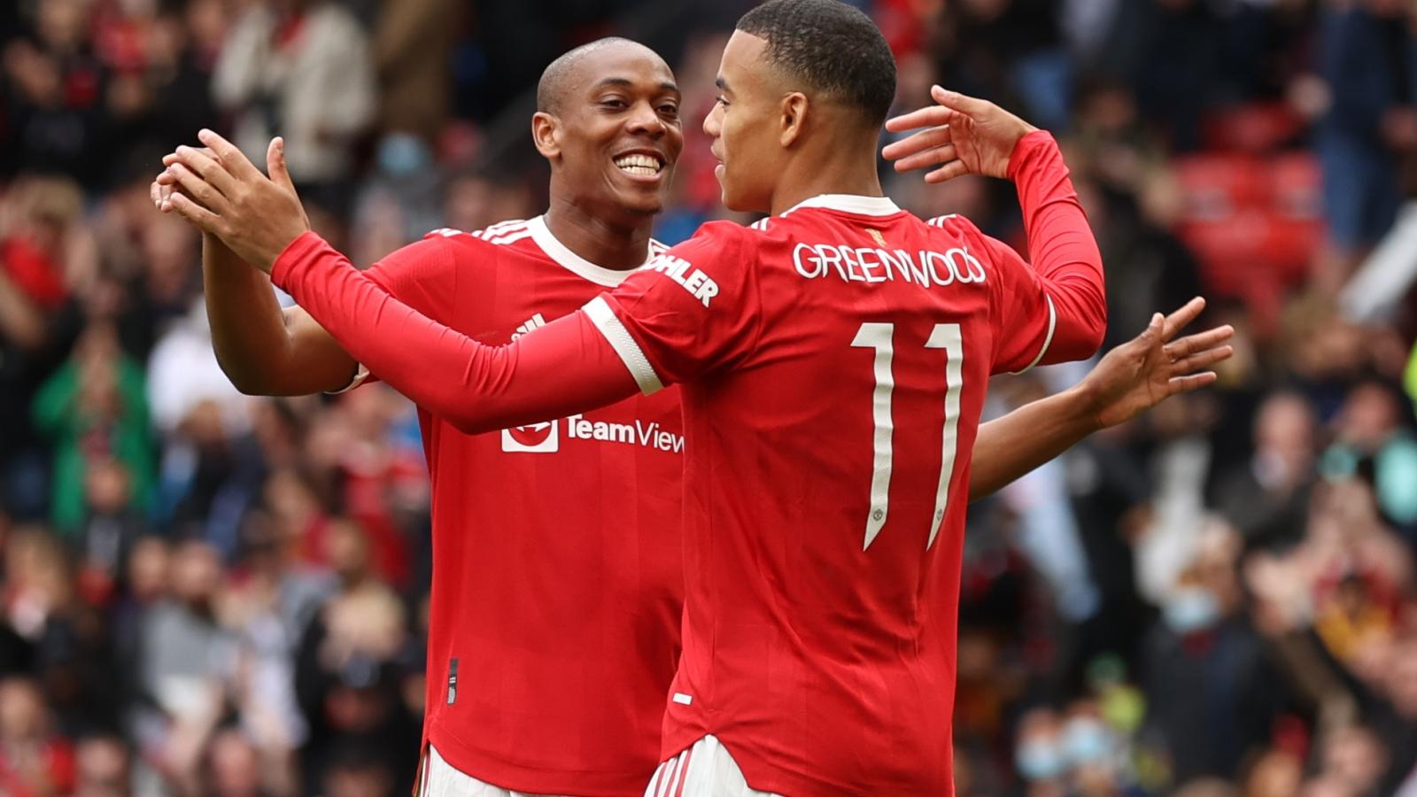 Đại thắng Everton, MU thị uy sức mạnh trước mùa giải mới