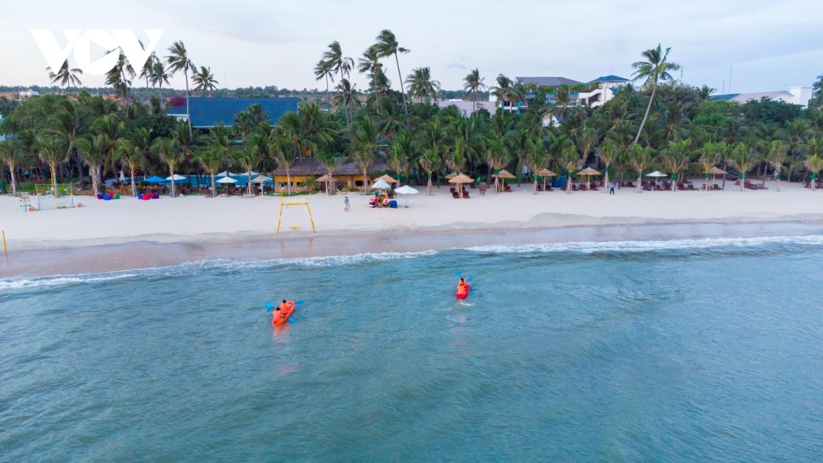 Phan Thiet to become national hub of tourism, marine sports