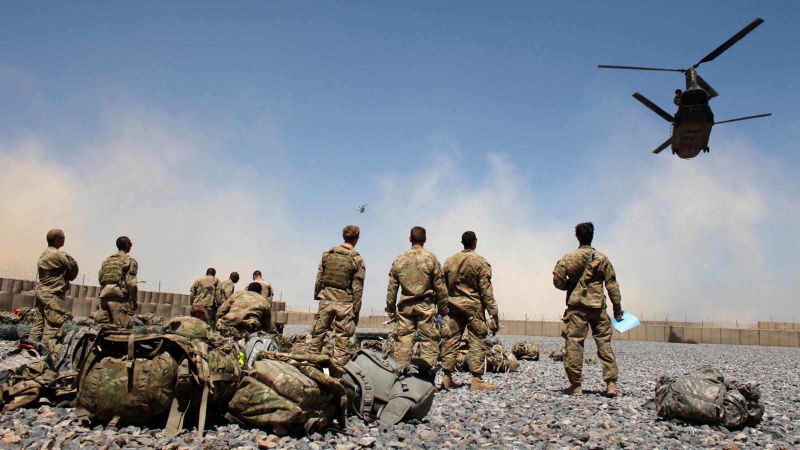 Afghanistan sụp đổ khiến Mỹ lo ngại khủng bố trỗi dậy