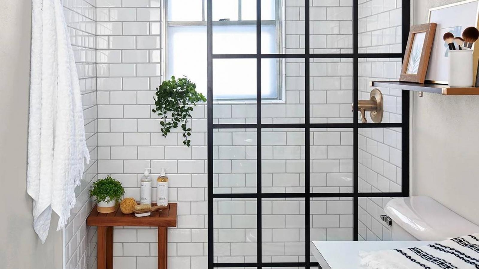 Nâng cấp phòng tắm nhà bạn với ngân sách hạn chế