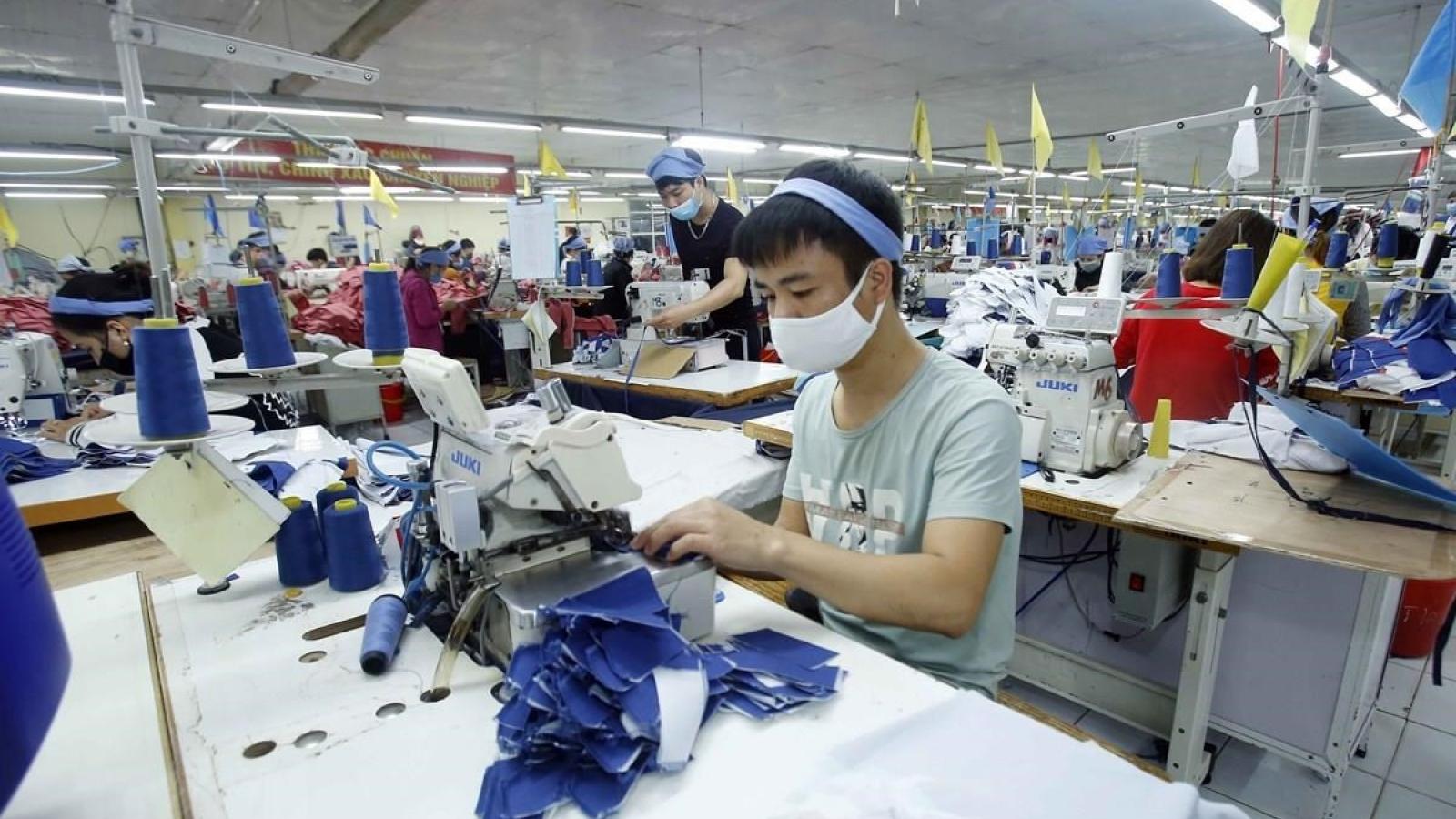 Vietnam overtakes Bangladesh in apparel exports