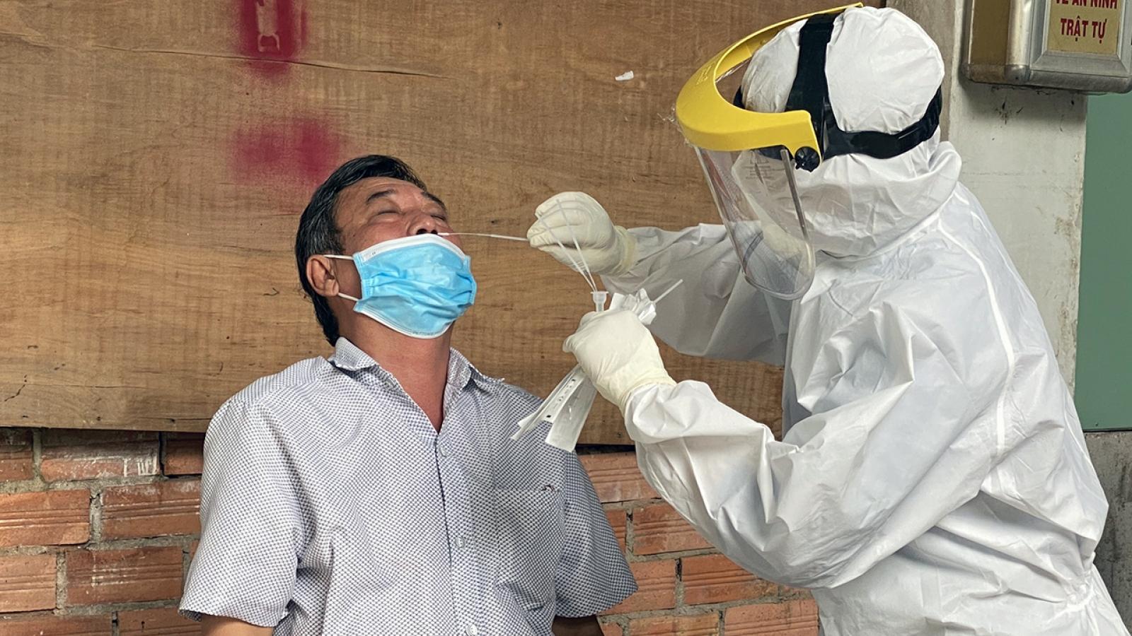 Số ca mắc mới Covid-19 tiếp tục tăng cao tại Tây Ninh