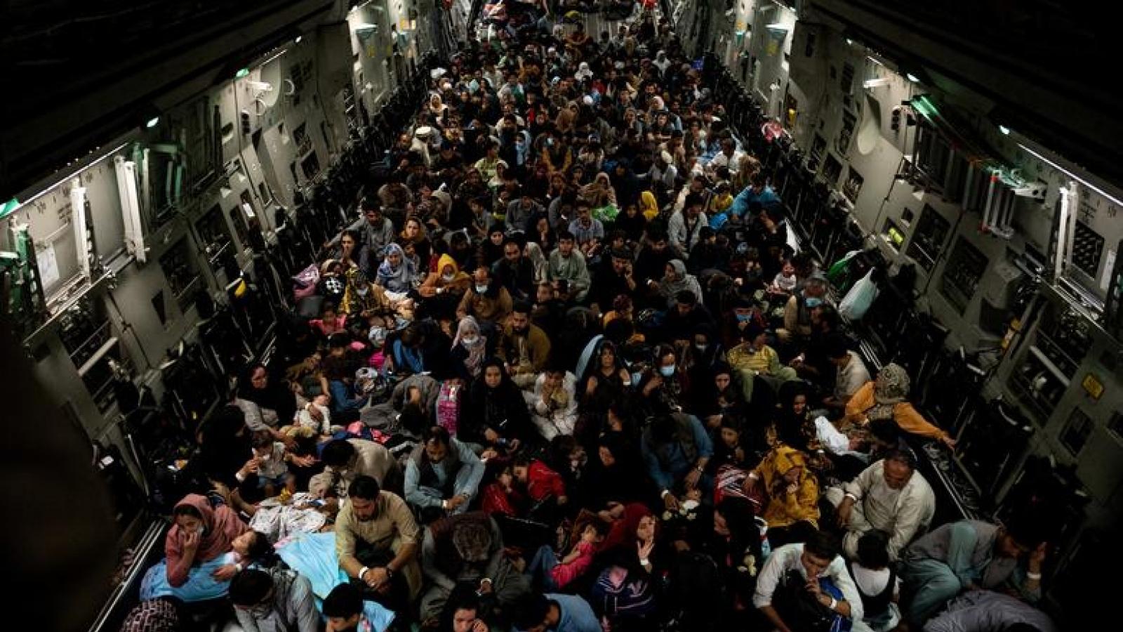 Ông Biden: Chiến dịch sơ tán khỏi Afghanistan là cuộc không vận lớn nhất lịch sử