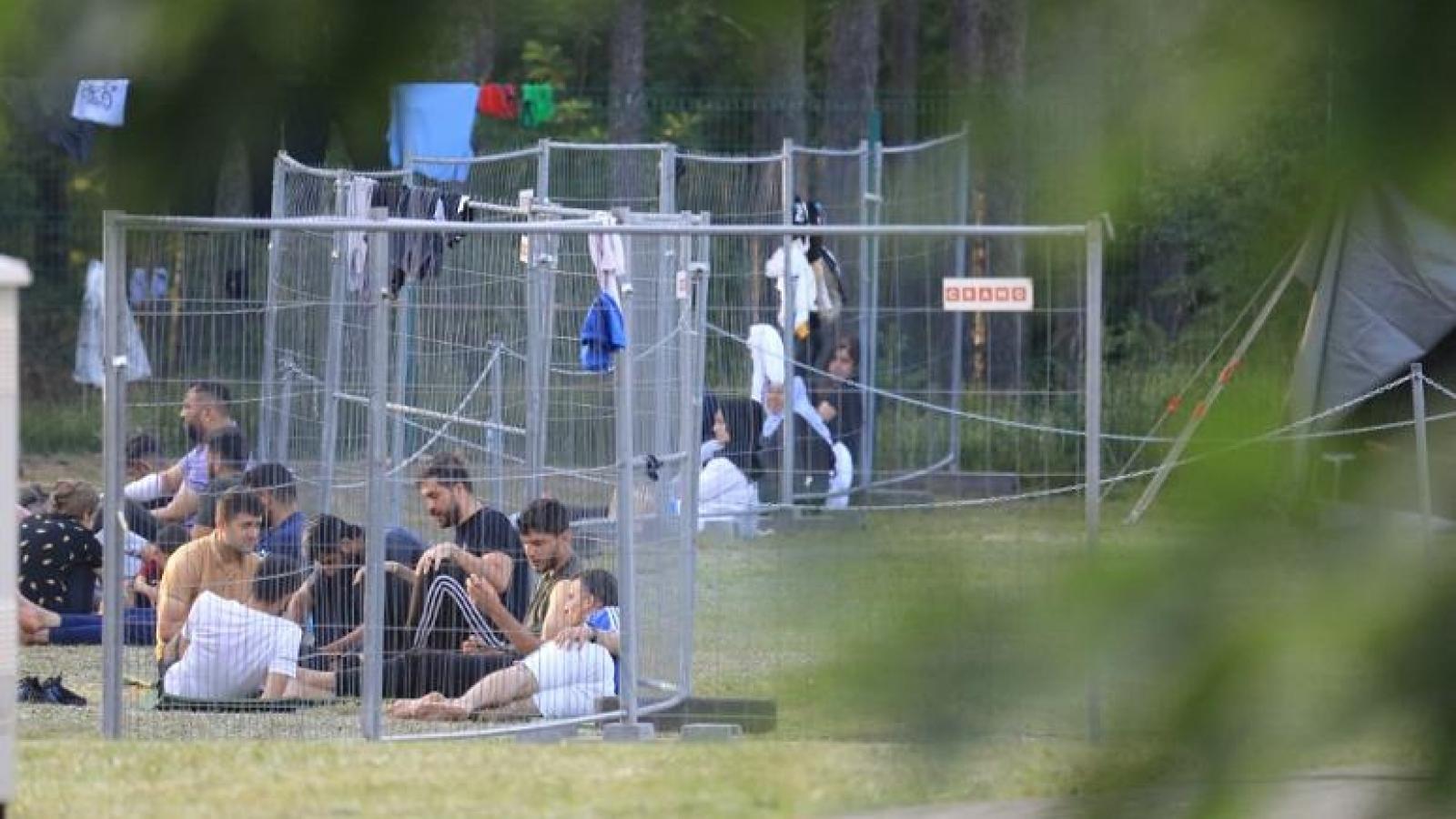 EU lên án các hành vi gây hấn của Belarus liên quan tới khủng hoảng di cư