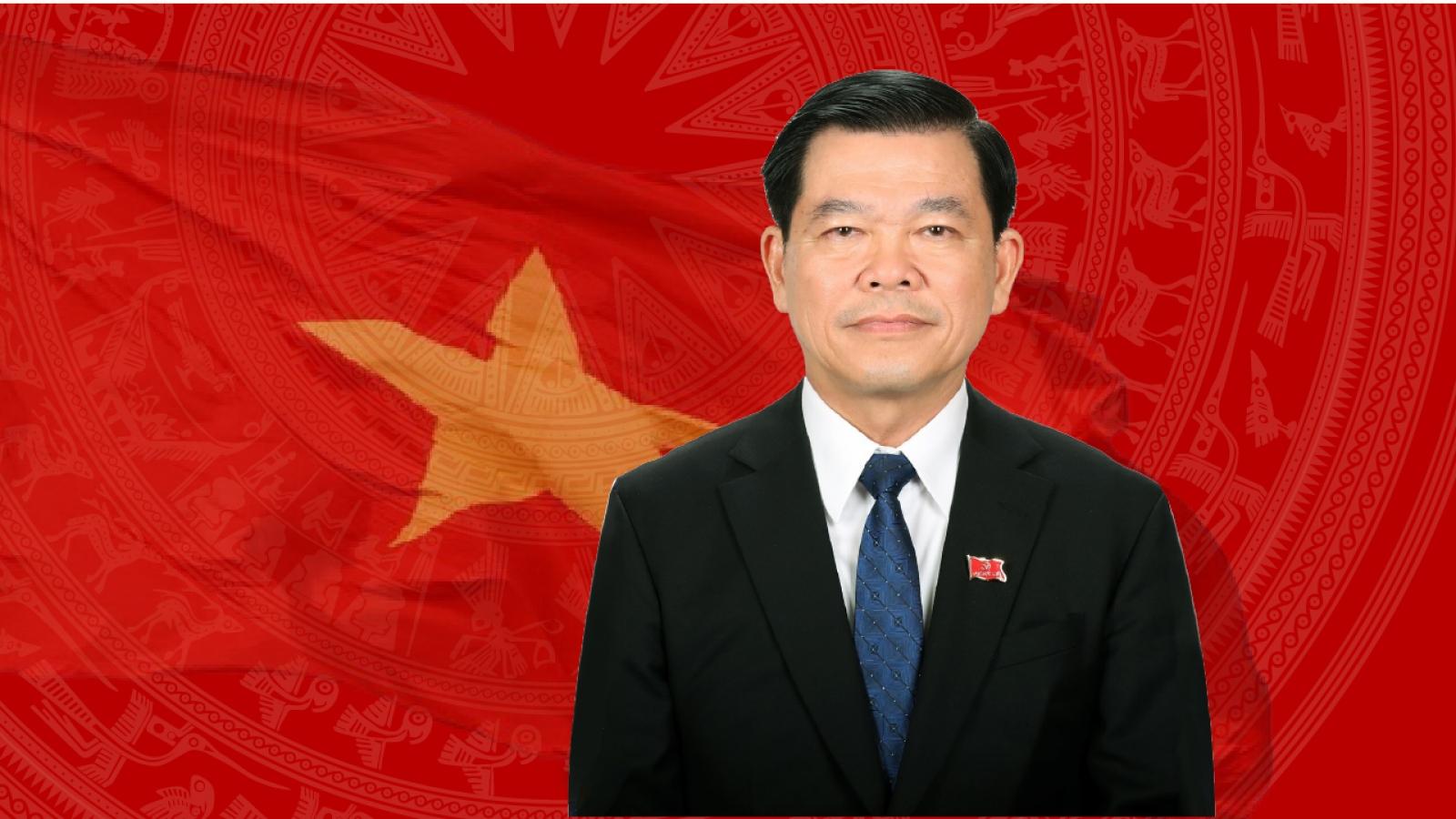 Quá trình công tác của Bí thư Tỉnh ủy Đồng Nai Nguyễn Hồng Lĩnh