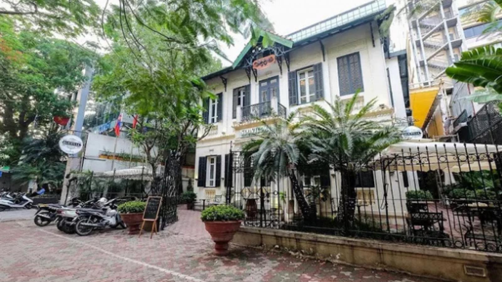Nhân viên bảo vệ nhà hàng Slovilla ở Hà Nội tử vong chưa rõ nguyên nhân
