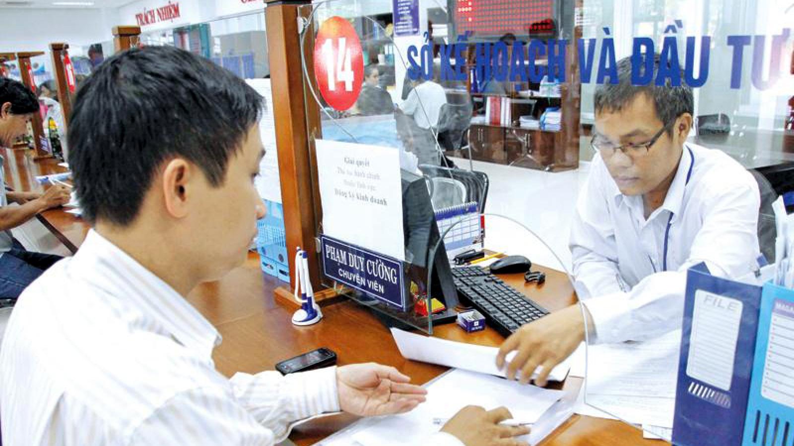 Cần khôi phục tốc độ cải thiện môi trường kinh doanh