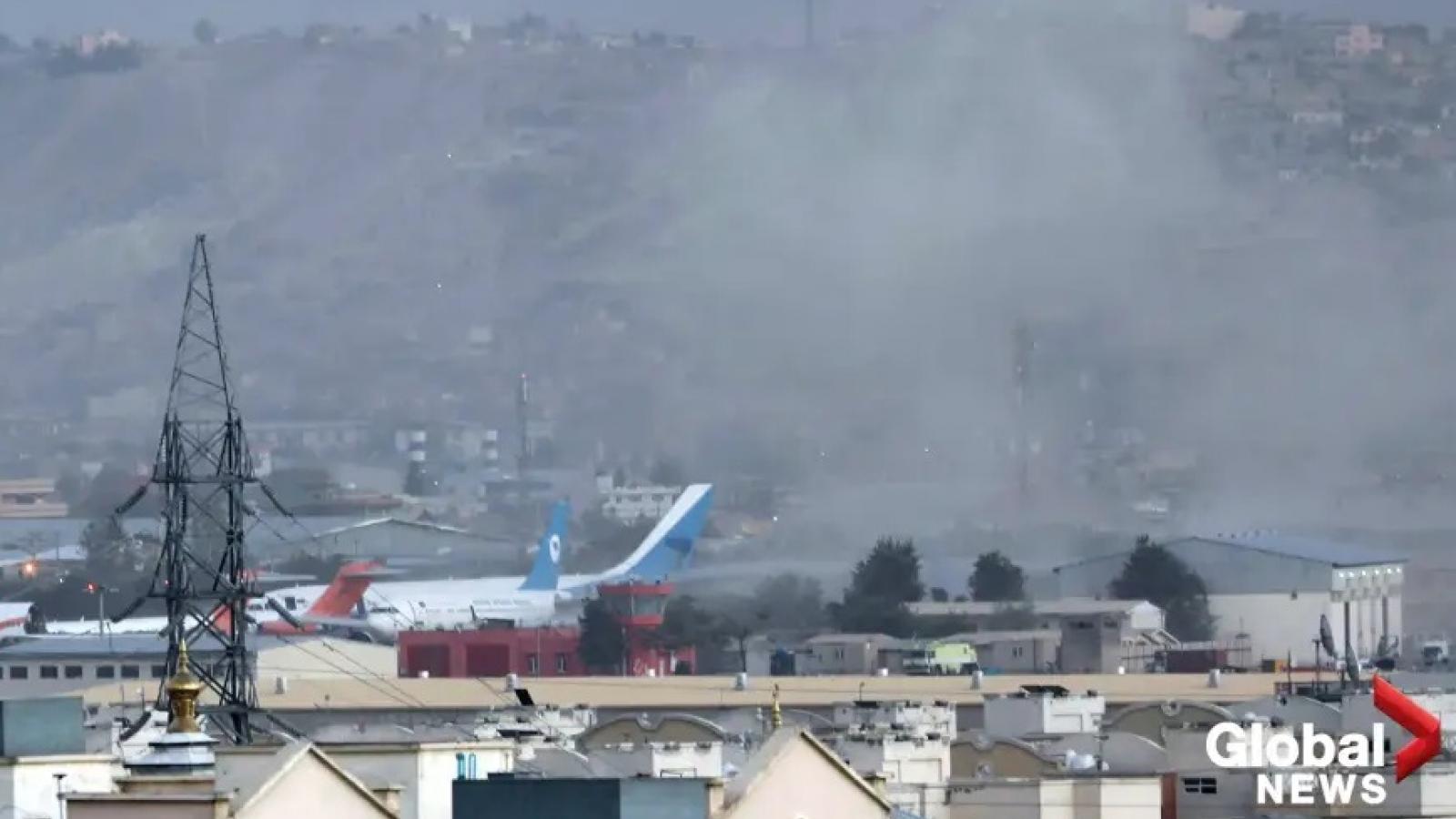 Quốc tế lên án vụ tấn công tại Kabul, cảnh báo nguy cơ các vụ tấn công mới