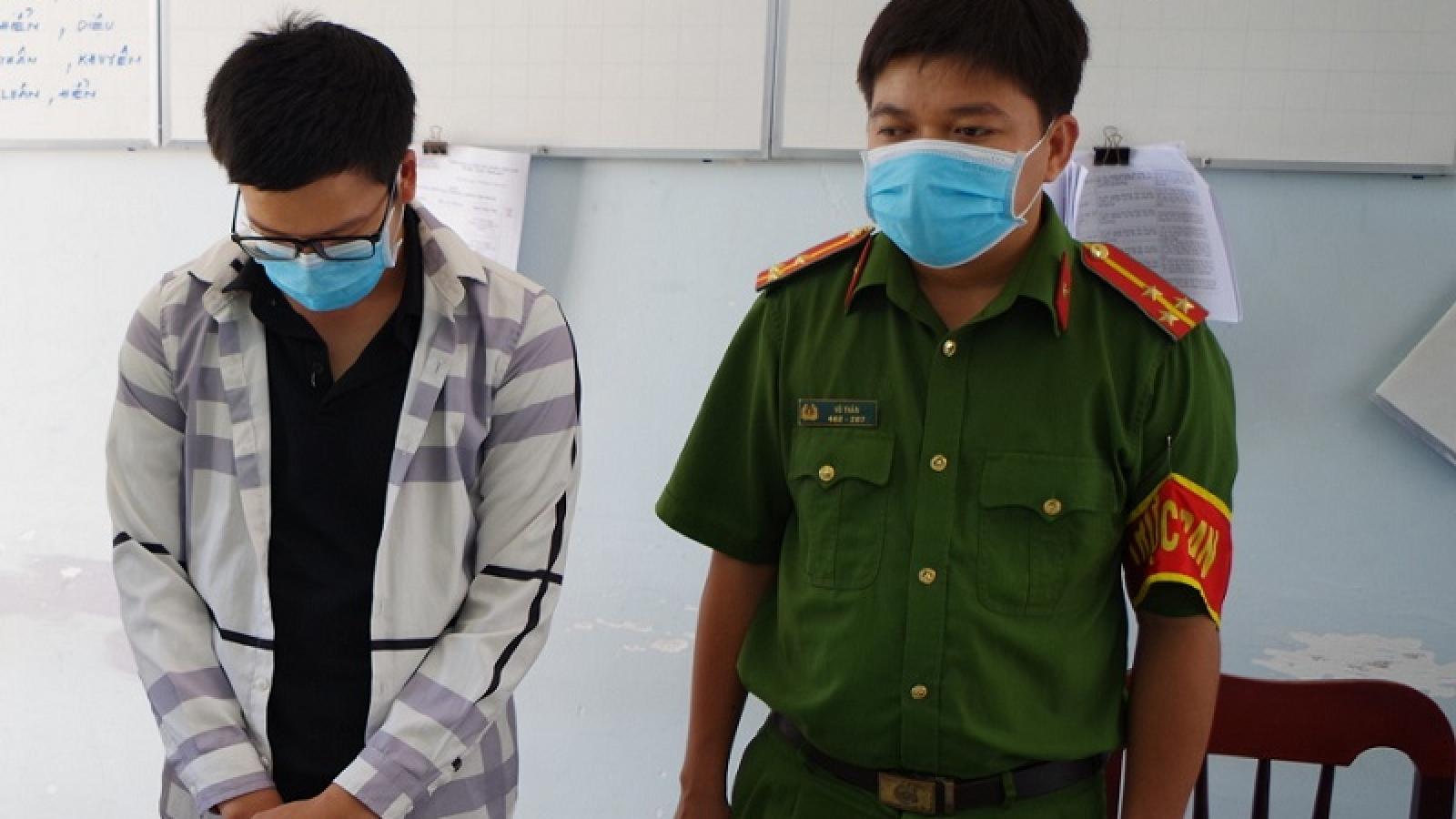 Ninh Thuận bắt giam đối tượng cho vay nặng lãi