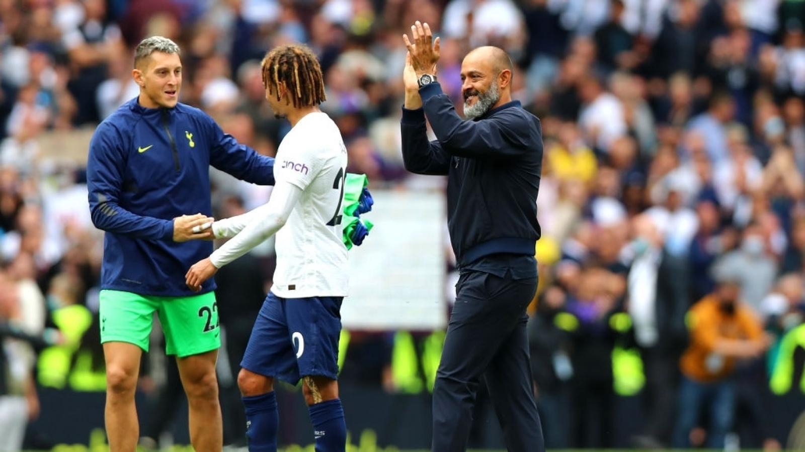 """HLV Nuno Santo giúp Tottenham thiết lập cột mốc """"vô tiền khoáng hậu"""""""
