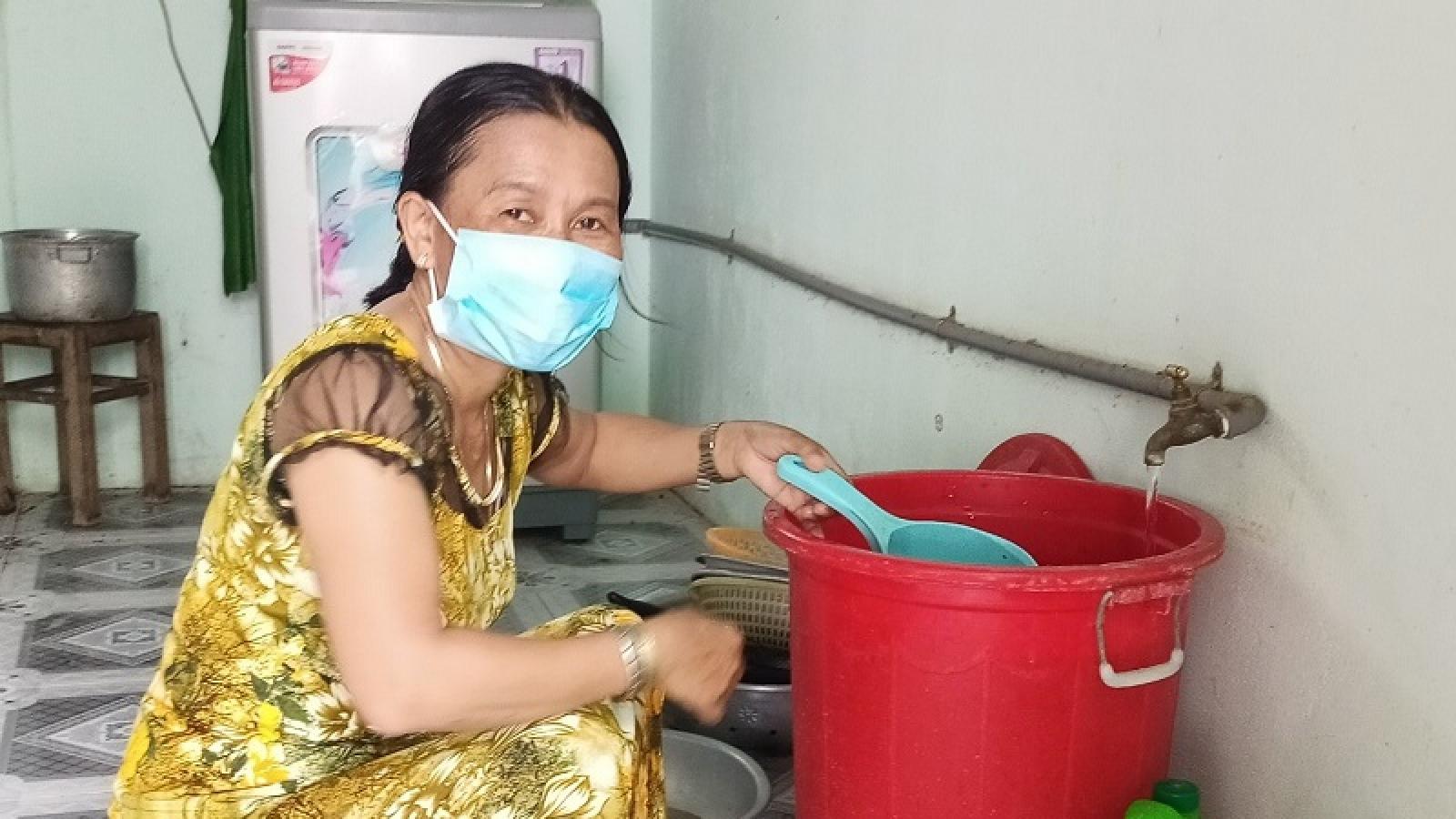 Người dân xã nông thôn mới ở Bình Thuận mòn mỏi chờ nước sạch