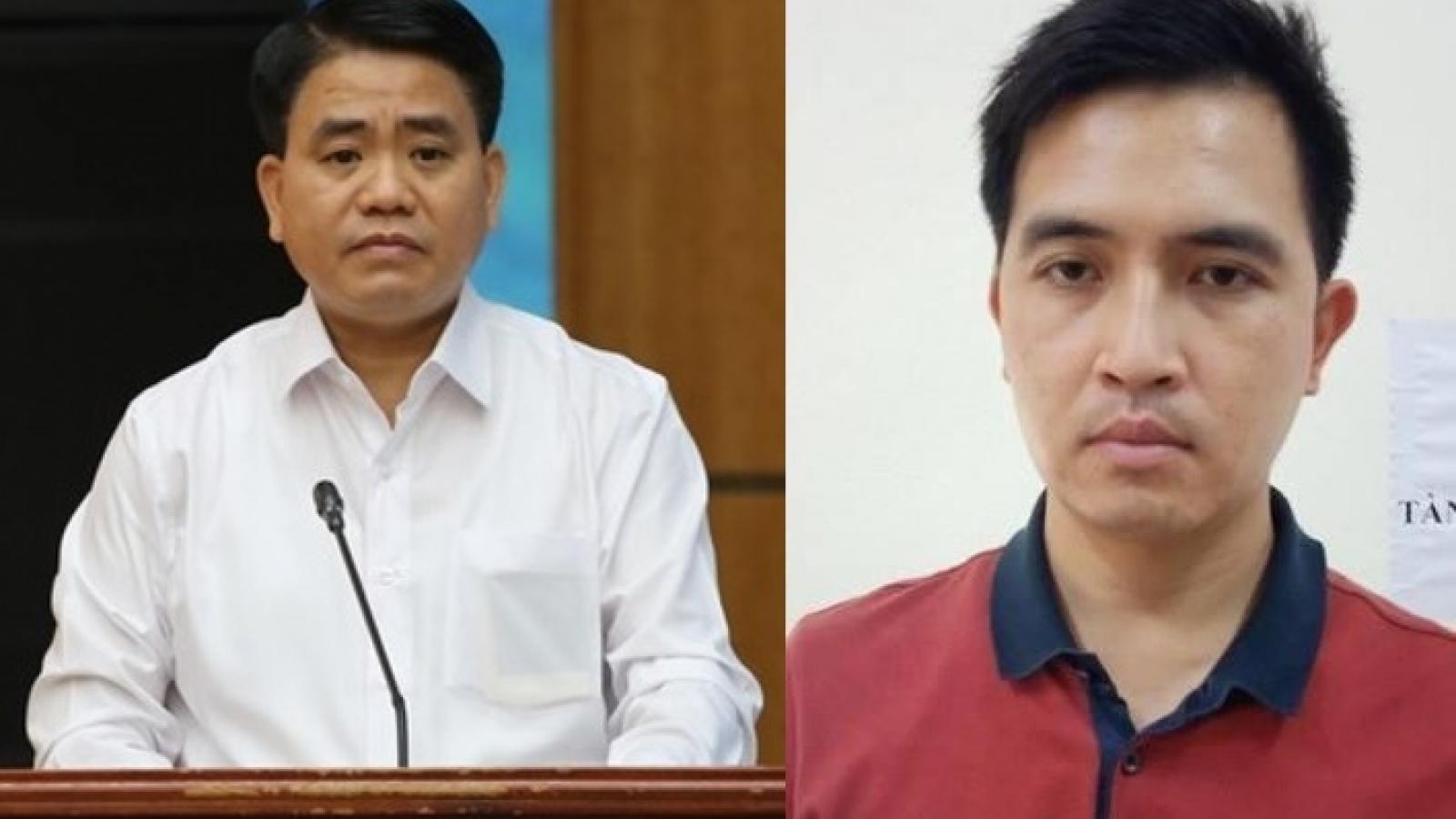 Ông Nguyễn Đức Chung khai gì về quá trình đàm phán mua chế phẩm Redoxy 3C?