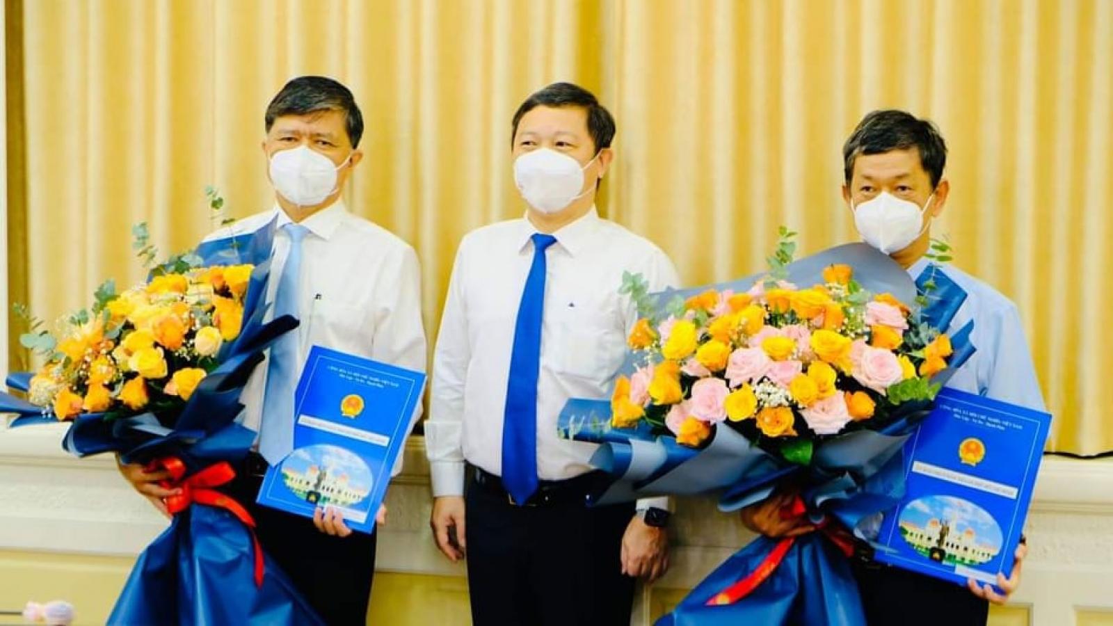 Ông Nguyễn Văn Hiếu giữ chức Giám đốc Sở Giáo dục - Đào tạo TP.HCM