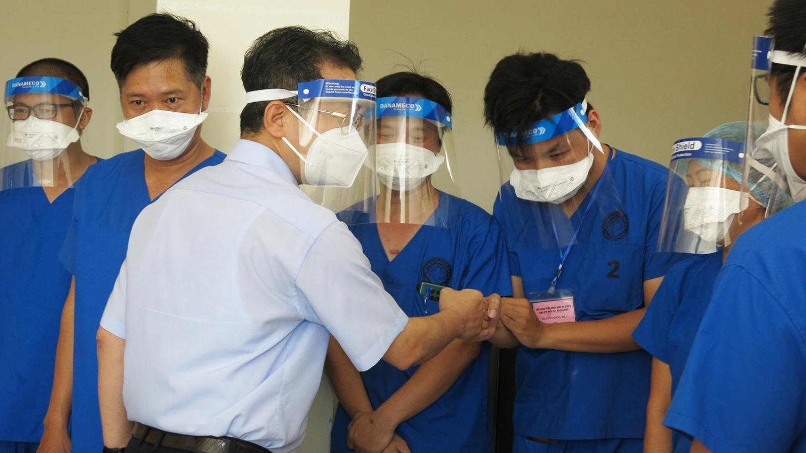 Bí thư Đà Nẵng:Hạn chế đến mức thấp nhất tỷ lệ bệnh nhân Covid-19 bị tử vong