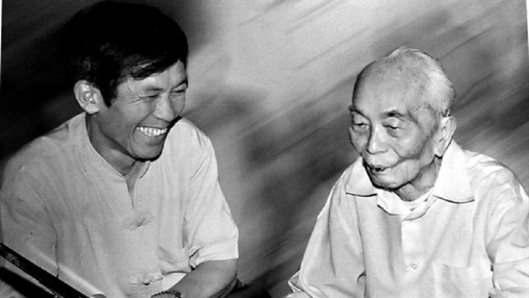 General Vo Nguyen Giap through the lenses of his exclusive photographer