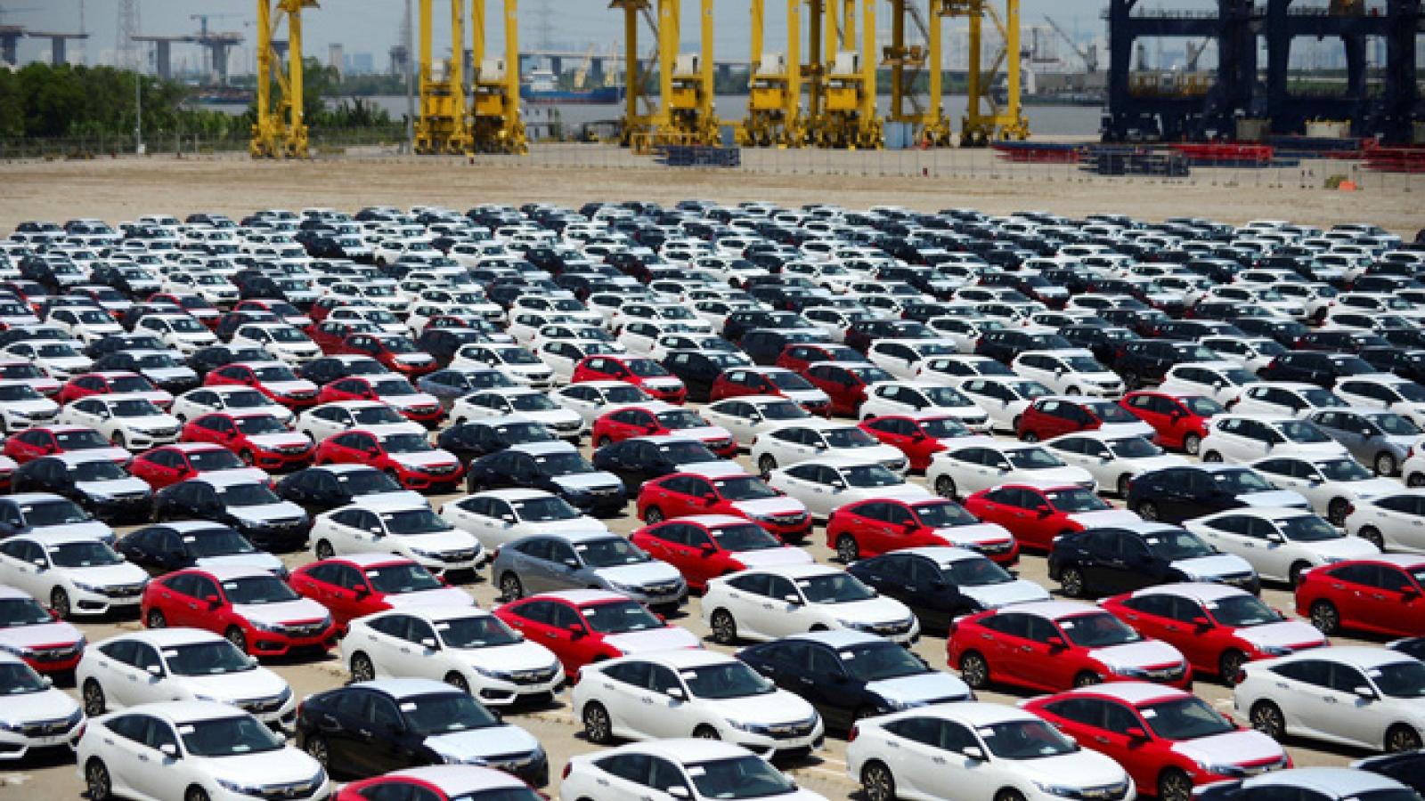 Vietnam spends US$2 billion on car imports in seven months