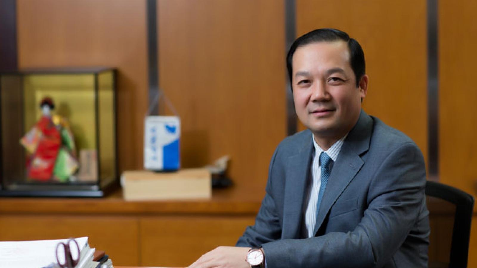 Bổ nhiệm ông Phạm Đức Long làm Thứ trưởng Bộ Thông tin và Truyền thông