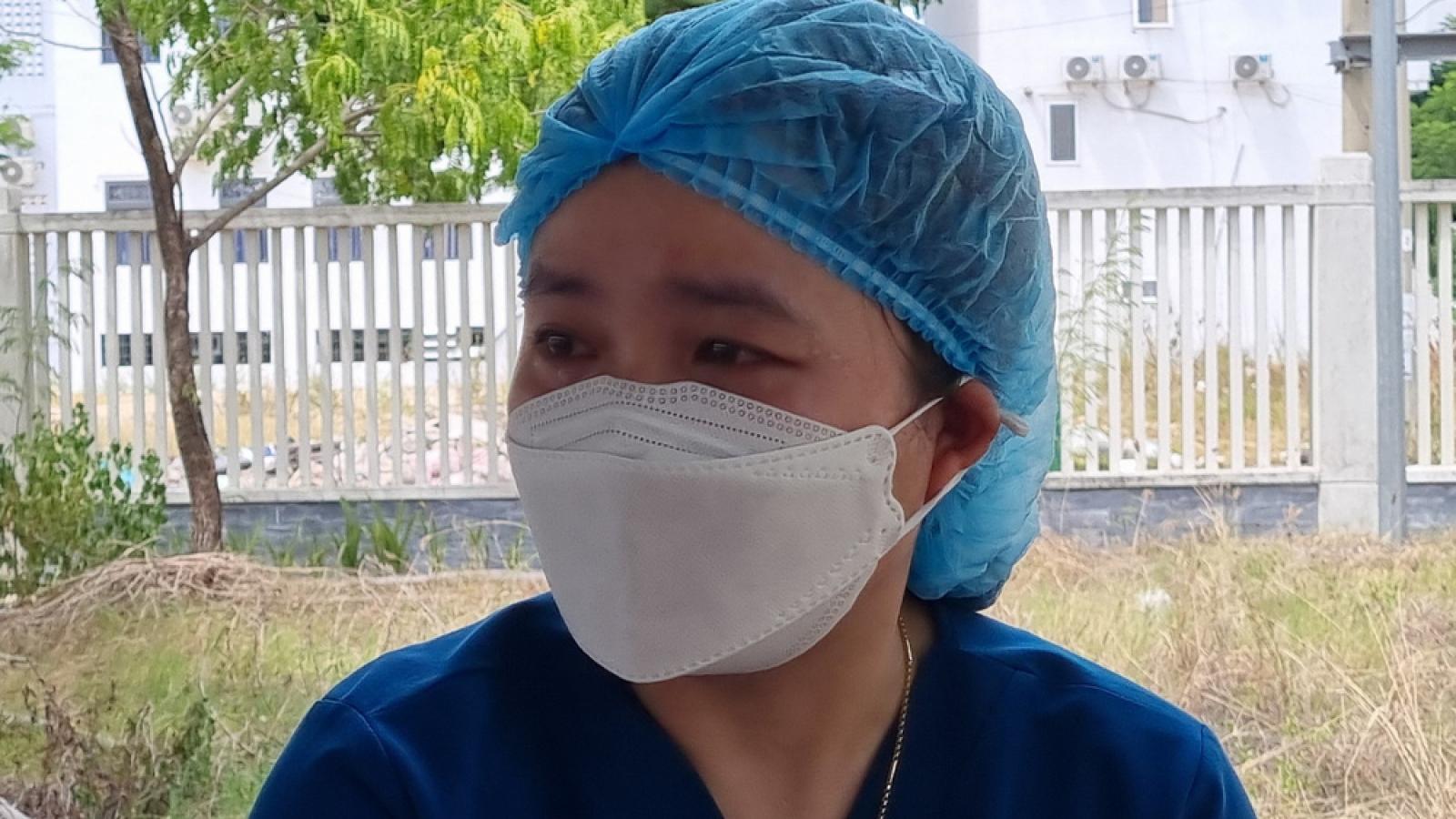 Giáng chức Phó Chánh Văn phòng tát nữ nhân viên y tế