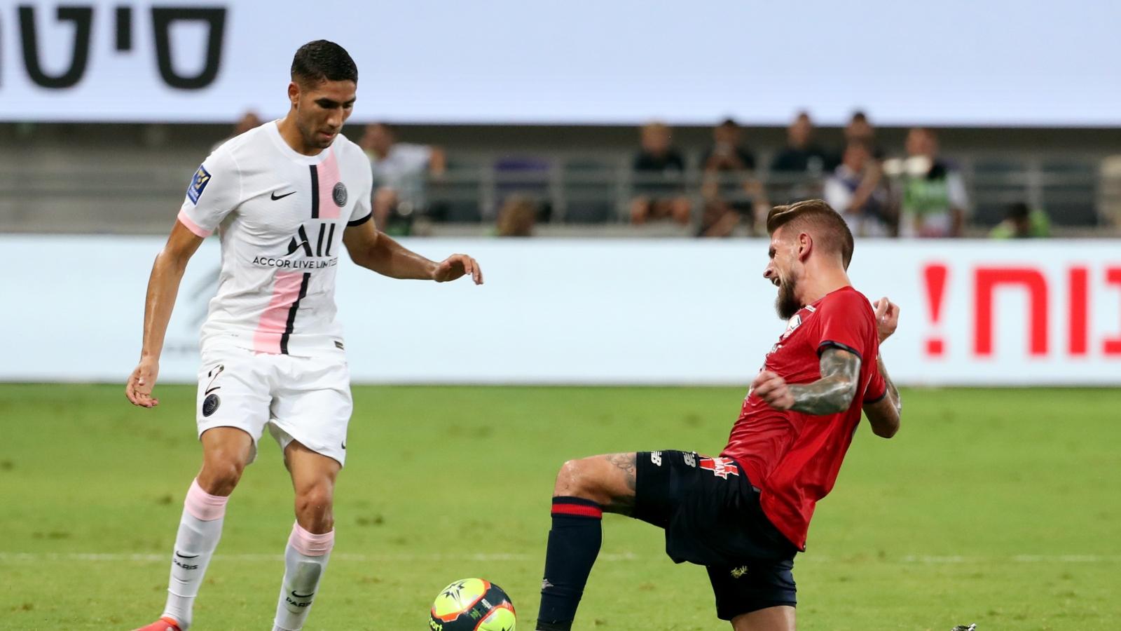 PSG khởi đầu mùa giải mới bằng thất bại ở Siêu cúp Pháp