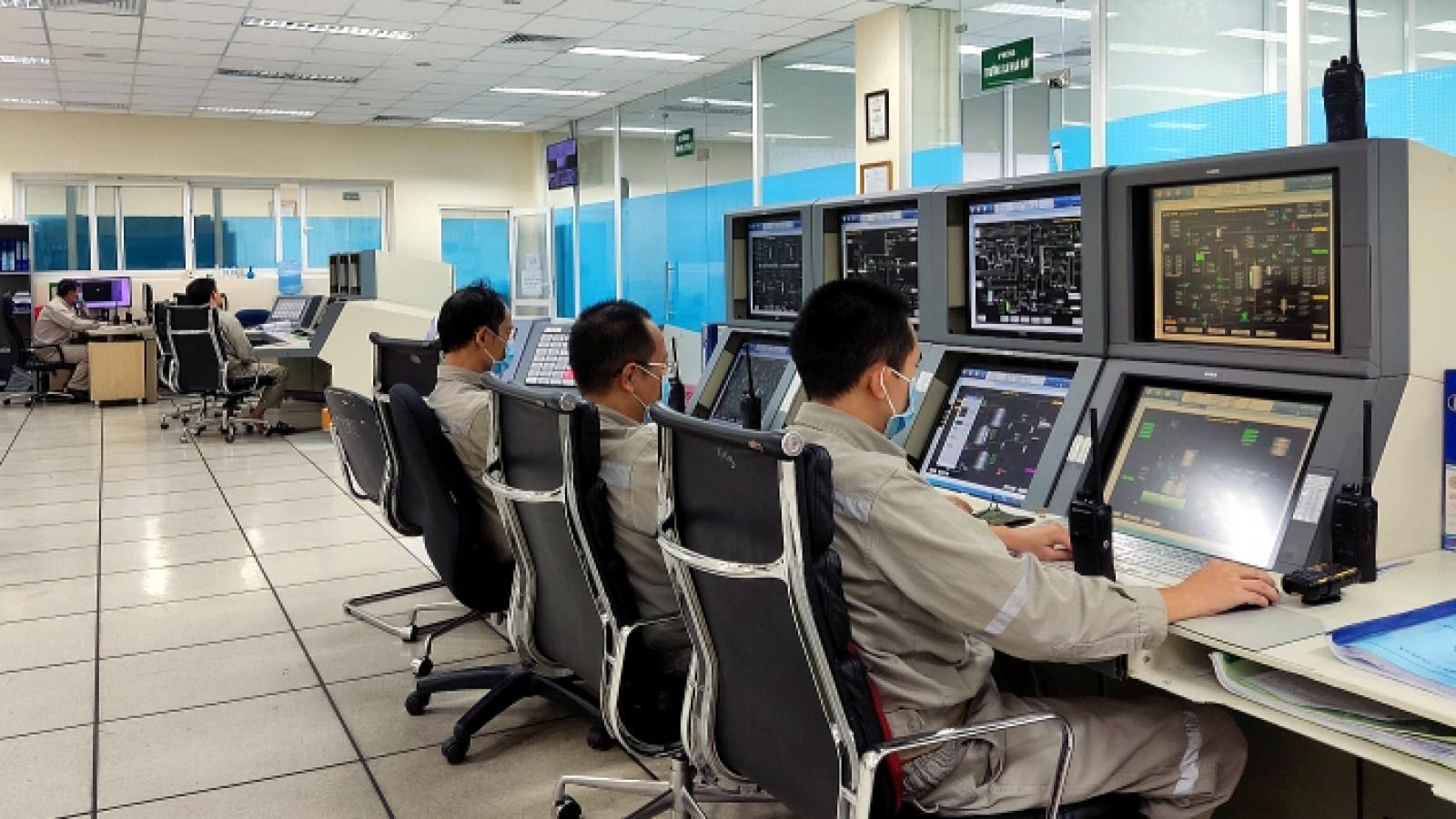 """Nhà máy Đạm Phú Mỹ giữ vững """"Nhà máy xanh, kỹ sư xanh"""""""