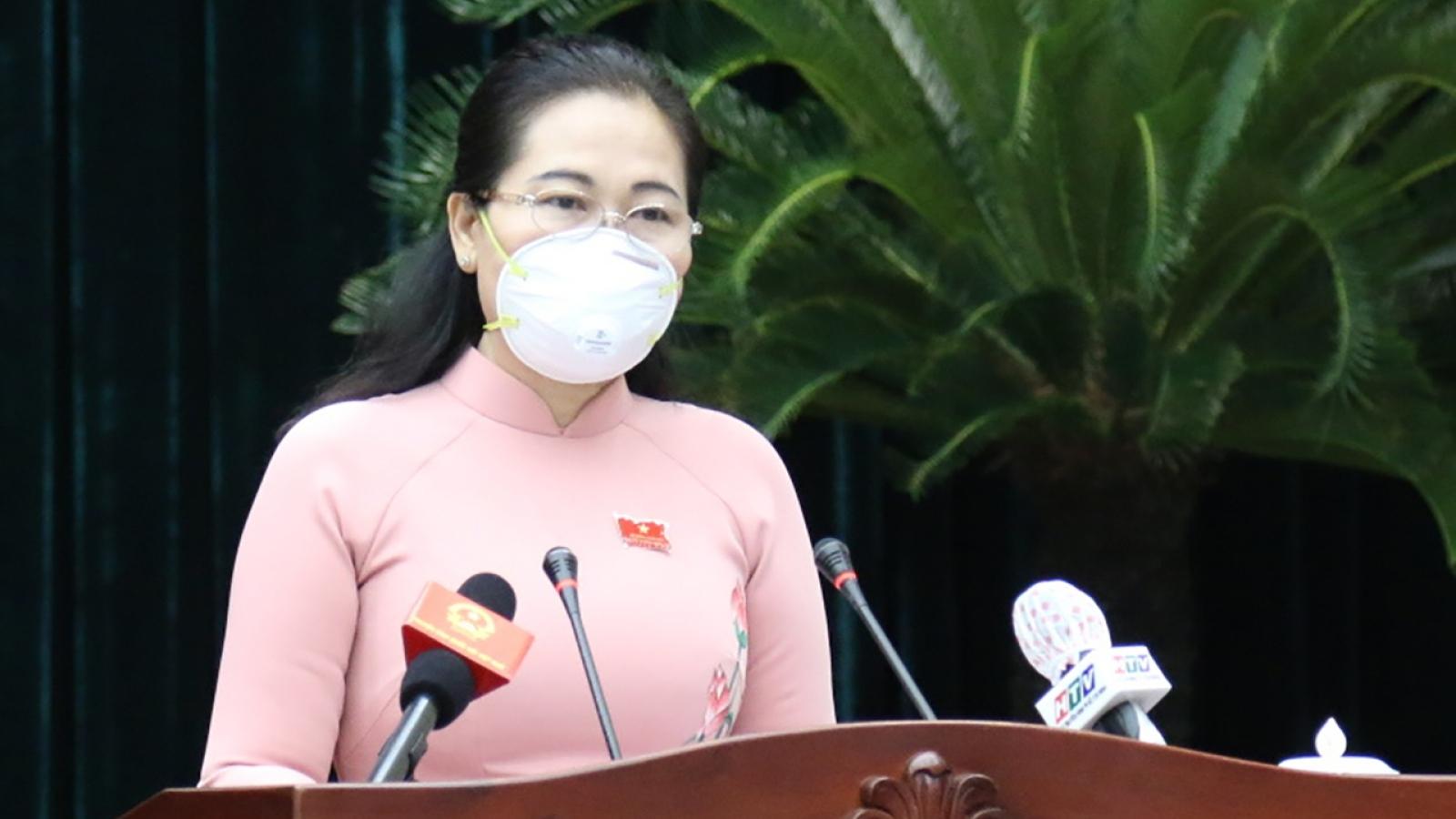 """Lãnh đạo TP.HCM kêu gọi người dân """"mở lòng"""", vượt khó, đẩy lùi dịch bệnh"""