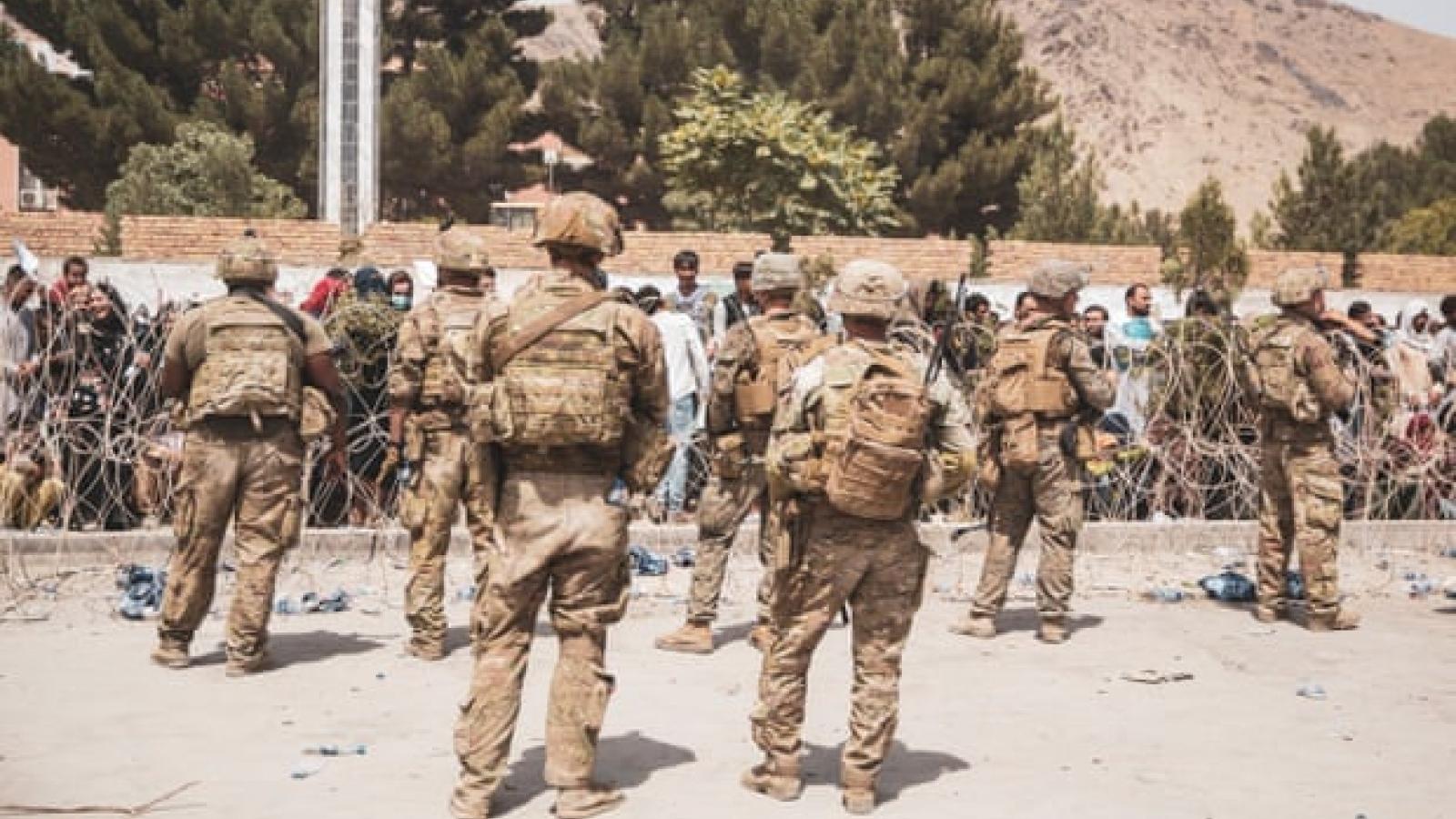 G7 không kéo dài chiến dịch di tản tại Afghanistan đến sau 31/8