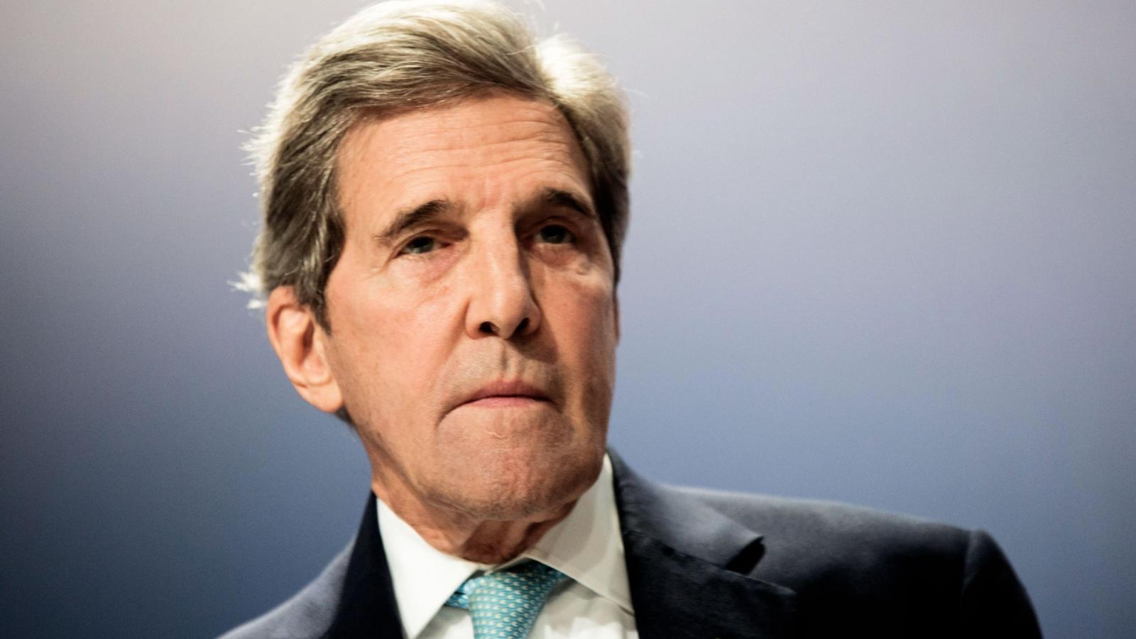 Đặc phái viên về khí hậu của Mỹ John Kerry thăm Trung Quốc lần thứ hai