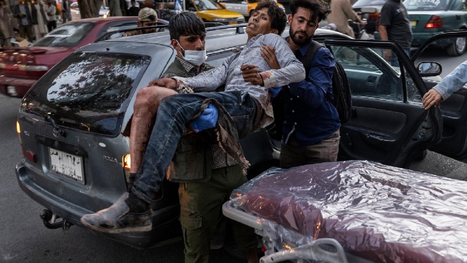 Hội đồng Bảo an LHQ lên án vụ tấn công nhằm vào sân bay Kabul ở Afghanistan