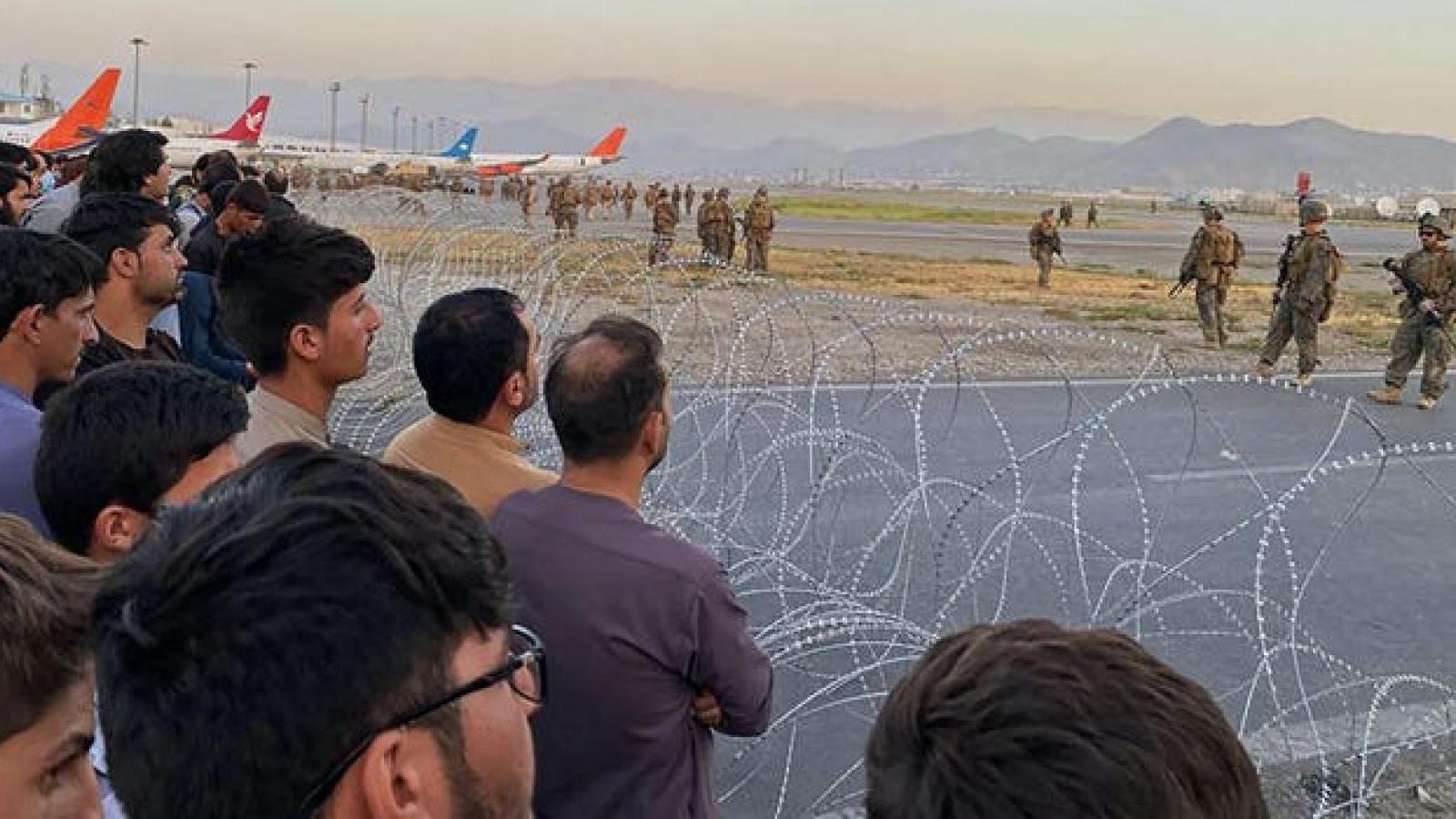 Taliban đề nghị Thổ Nhĩ Kỳ hỗ trợ kỹ thuật để vận hành sân bay Kabul