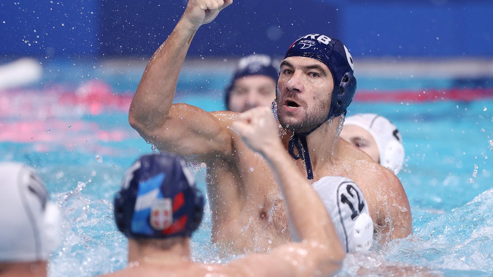Serbia giành HCV cuối cùng của Olympic Tokyo 2020