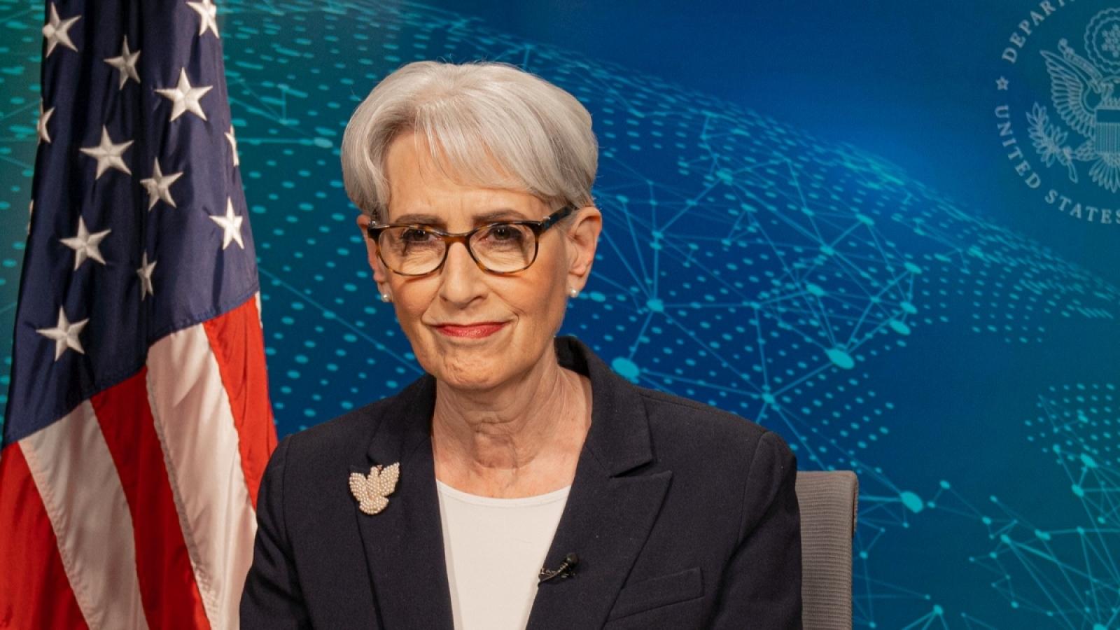 """Thứ trưởng Ngoại giao Mỹ trao đổi với """"chính phủ dân sự"""" Myanmar"""