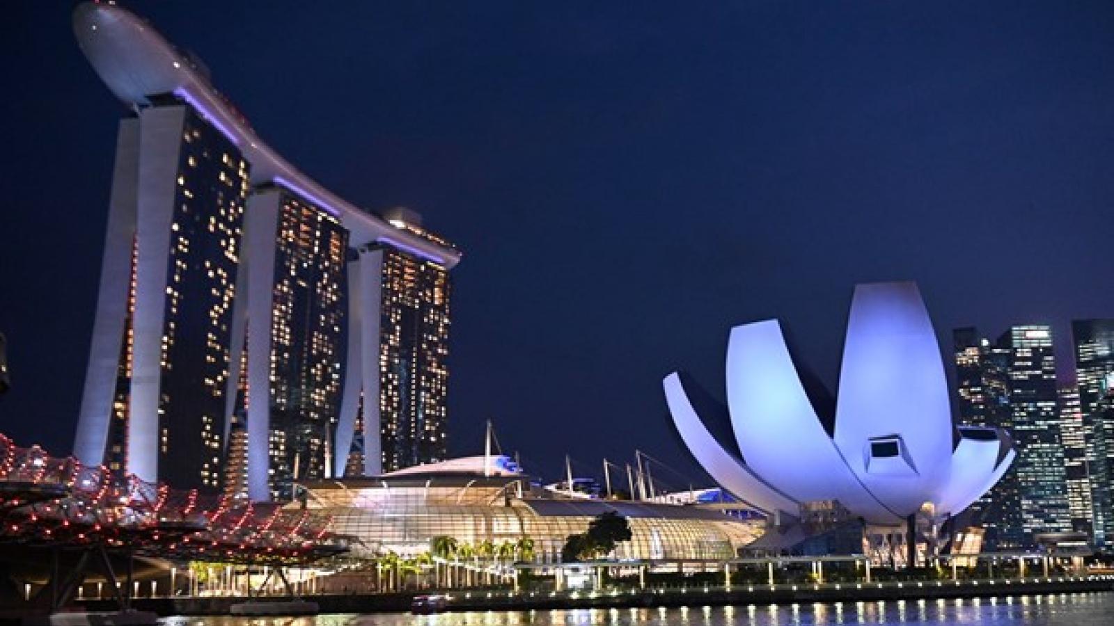 Dự báo Singapore tăng trưởng GDP 6 - 7% trong năm nay