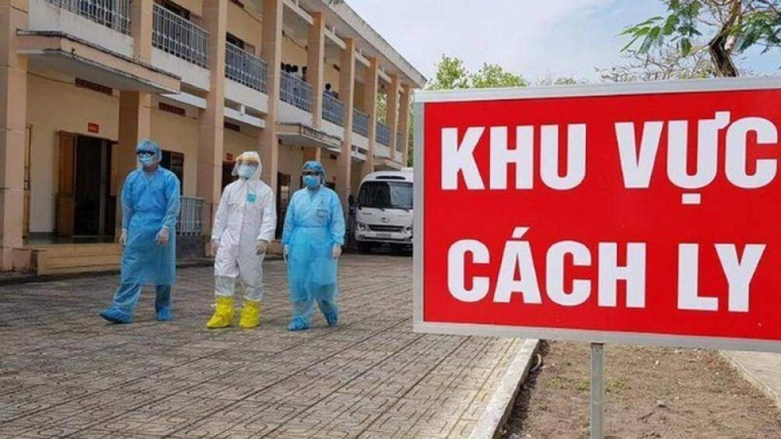 Sơn La, Bình Định thêm 24 ca dương tính với SARS-CoV-2