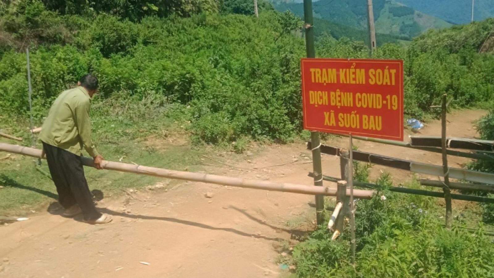 Sơn La ghi nhận 2 ca Covid-19 cộng đồng chưa rõ nguồn lây