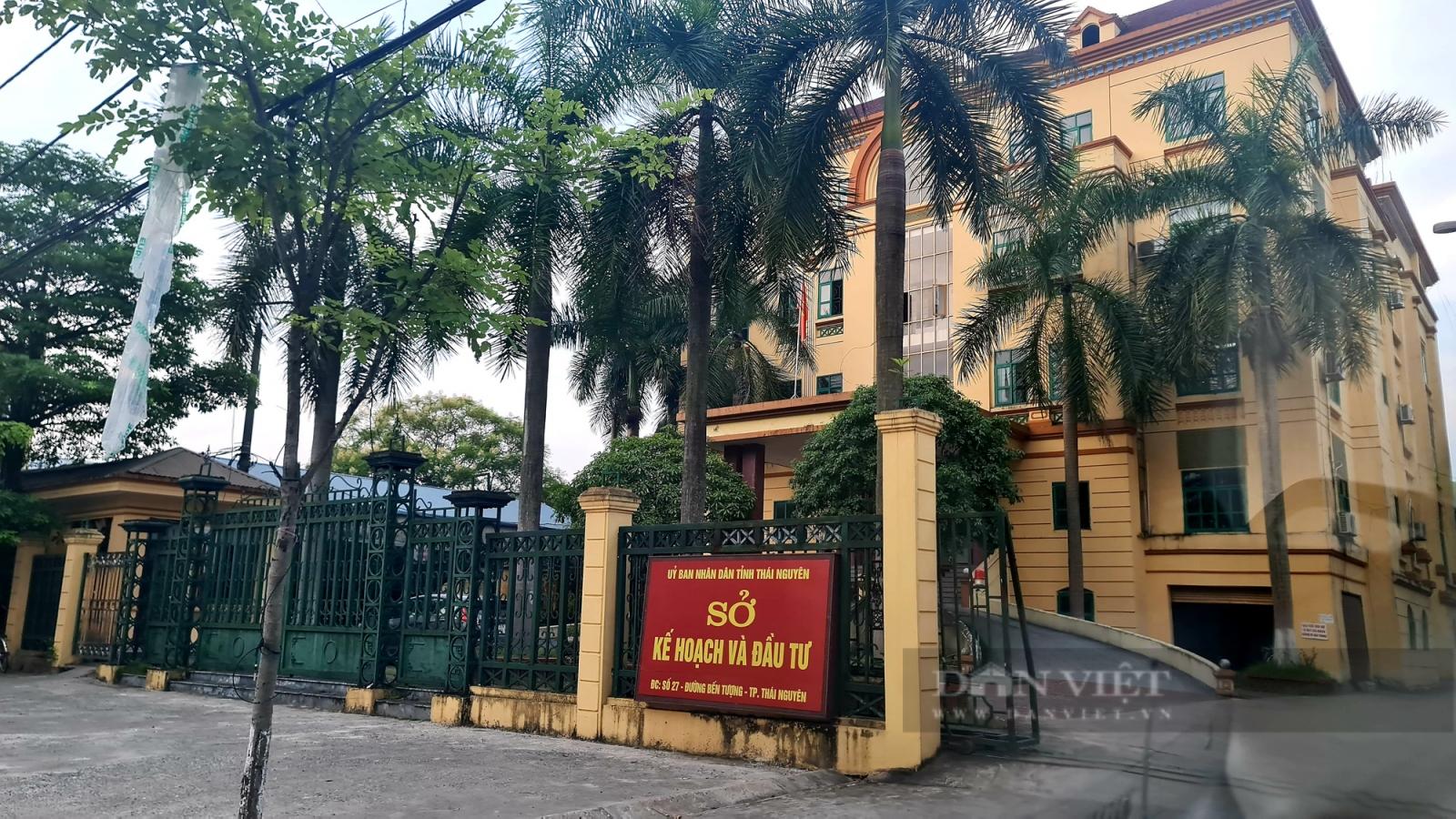 Cách chức Phó Giám đốc Sở KH-ĐT tỉnh Thái Nguyên sàm sỡ nữ nhân viên