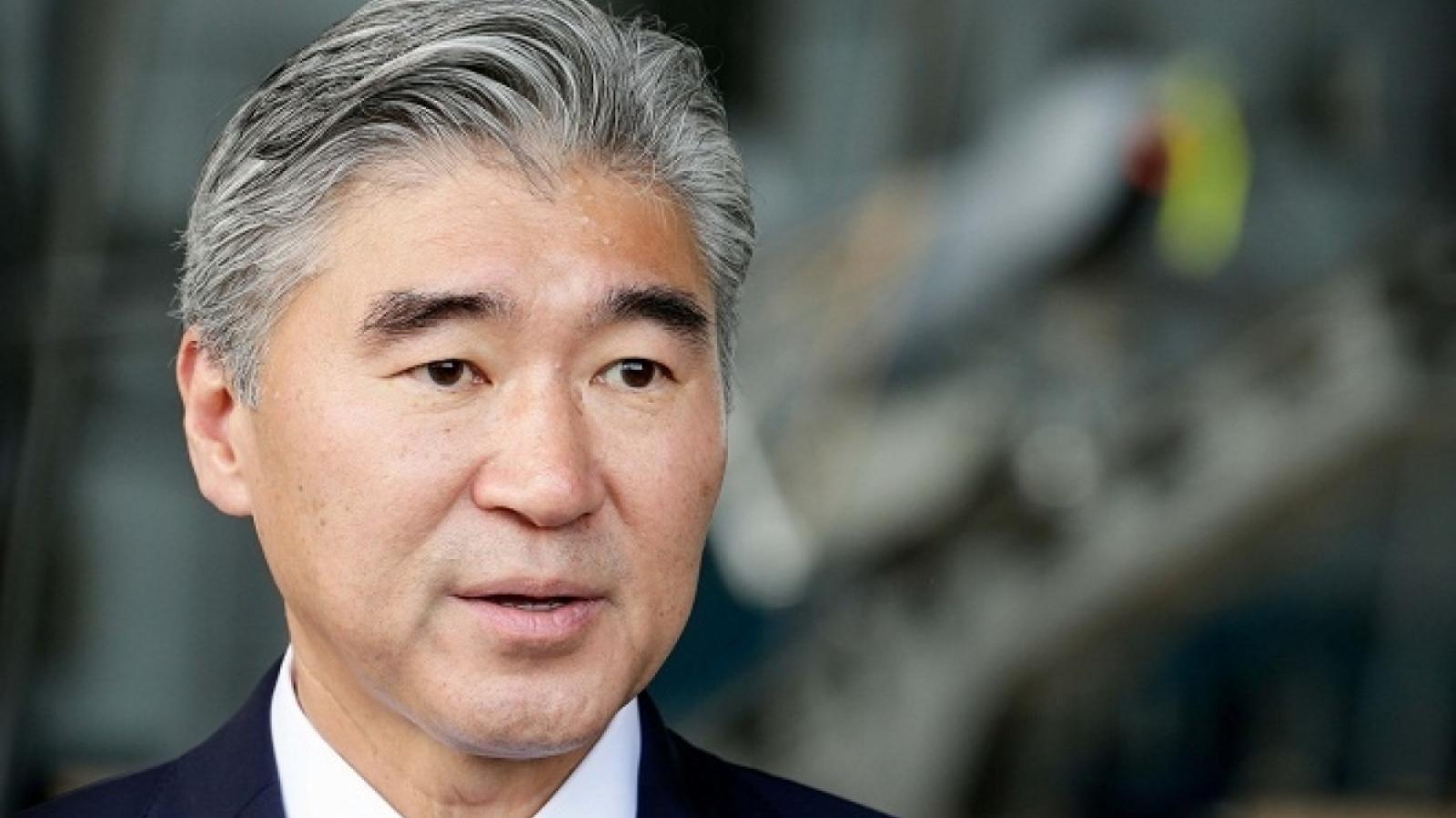 Đặc phái viên Mỹ - Hàn nhóm họp nhằm hạ nhiệt căng thẳng trên Bán đảo Triều Tiên