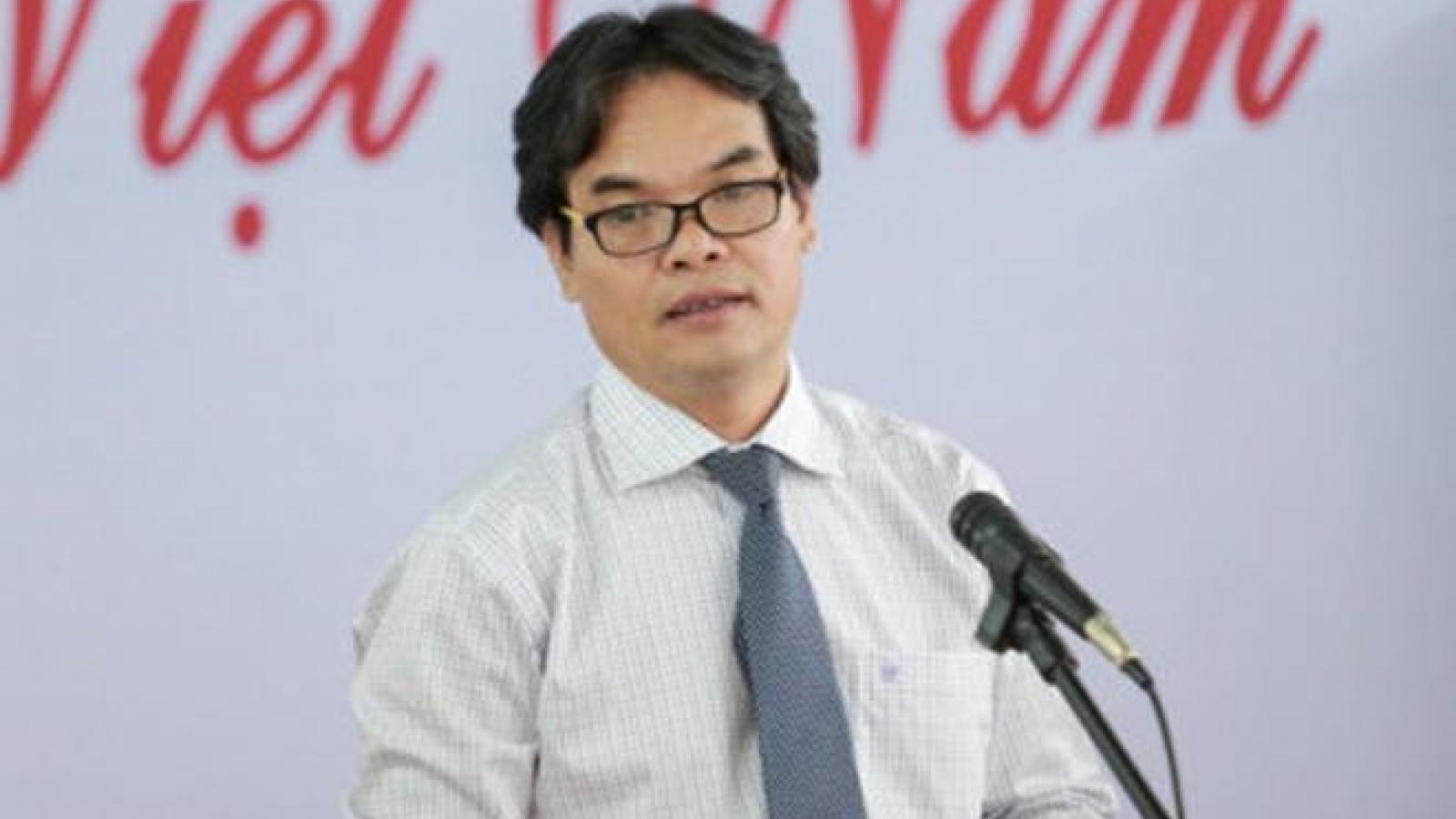 Bộ Văn hoá cho thôi chức Hiệu trưởng trường Đại học Mỹ thuật Việt Nam của ông Lê Văn Sửu